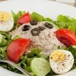 Healthfanatified Tuna & Egg Salad!!