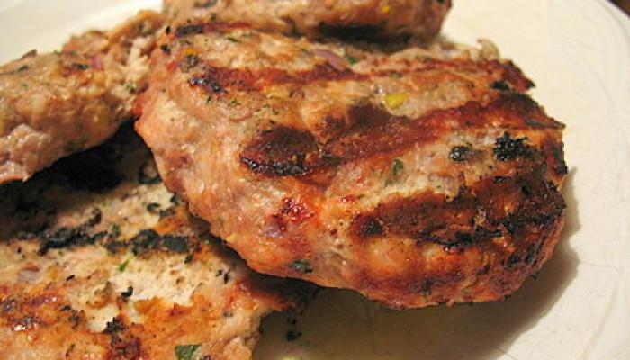 Mmmmm….Turkey Burgers!