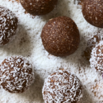Protein Rich Energy Ball Recipe