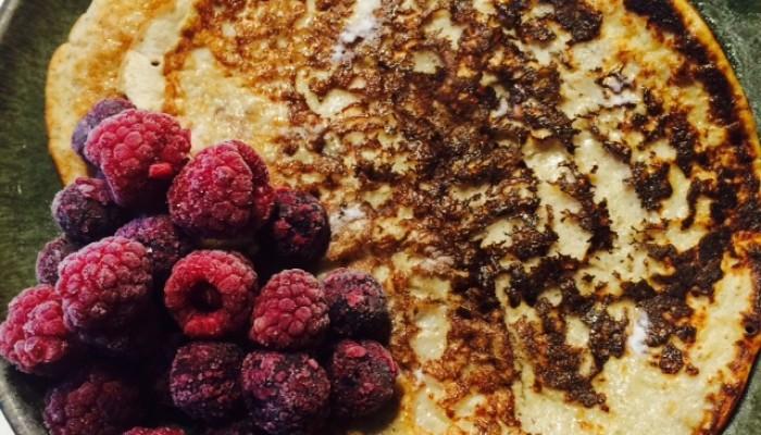 Yumaliscious Pancakes (gluten/grain/dairy free)