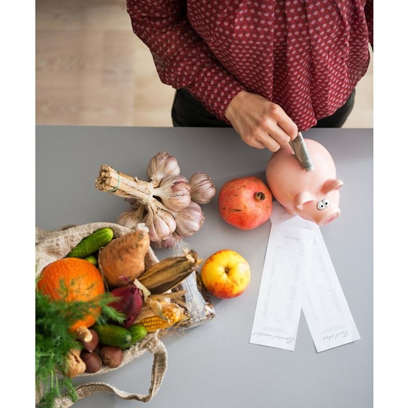 Deposit and Healthy Food