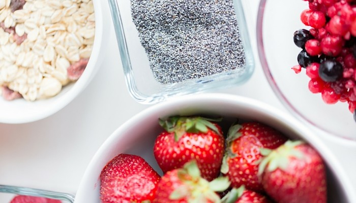 Chia'n Berry Bowl