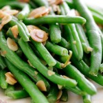 Scrumptious Garlic Green Beans