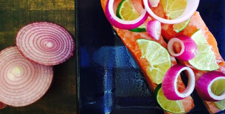 Succulent Citrus Salmon