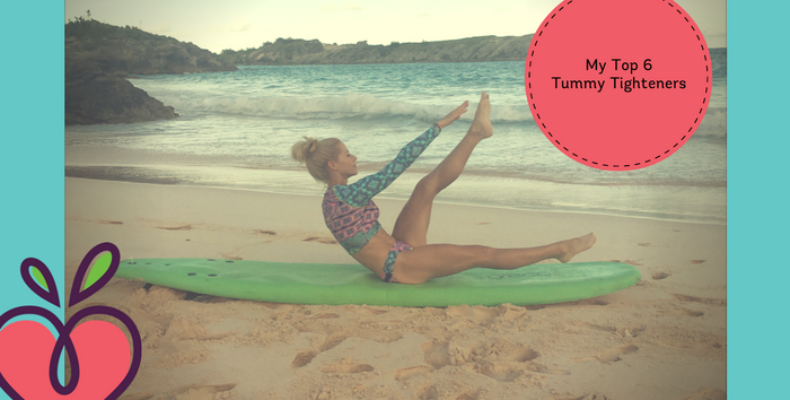 My 6 Favorite Ab Moves for a Tighter Tummy & Stronger Core