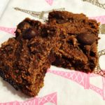 Blender Black Bean Brownies