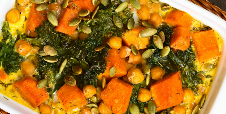 Healthy Squash Frittata Recipe