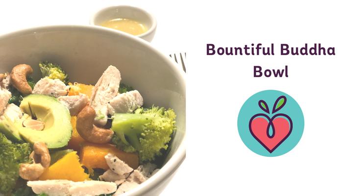 Vegetable Rich Healthy Buddha Bowl Recipe